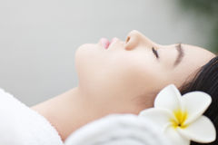 Spa relax Stock Image