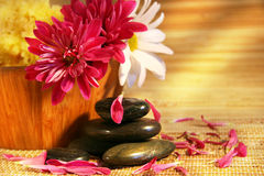 Spa relaxation Stock Images