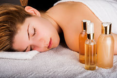 Spa Relaxation Royalty Free Stock Image