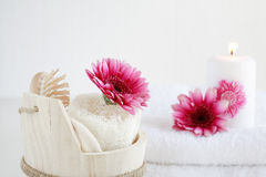 Spa relaxation Royalty Free Stock Photo