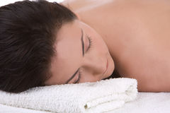 Spa relaxation Stock Photos