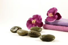 Spa and relaxation concept Stock Image