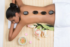 SPA relaxation. Royalty Free Stock Photography