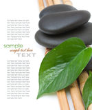 Spa relaxation treatments Royalty Free Stock Image