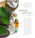 Spa relaxation treatments Stock Image