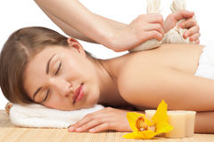 Spa Relaxing Stock Photos