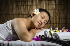 Free Spa Relaxing Royalty Free Stock Photography - 31279137