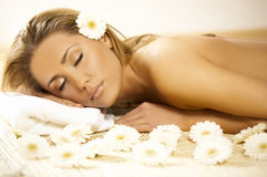 Free Spa Relaxing Royalty Free Stock Photos - 4074008