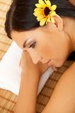 Spa Relaxing Royalty Free Stock Image