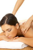 Spa Relaxing Stock Photo