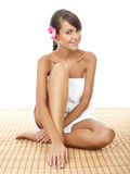 Spa Relaxing Royalty Free Stock Images