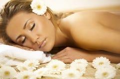 Spa Relaxing V Stock Image