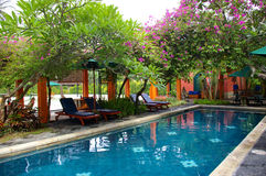 Spa Resort Stock Image