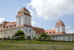 Spa Resort of Binz, Germany Royalty Free Stock Photography