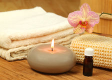Spa resort therapy Royalty Free Stock Photos