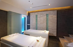 Spa room Stock Photography