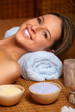 Spa salon Royalty Free Stock Photo