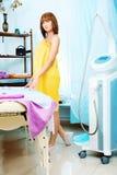 Spa salon Royalty Free Stock Image