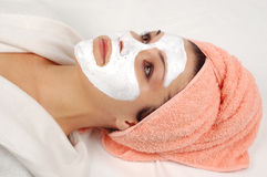 Spa salon #25 Royalty Free Stock Image