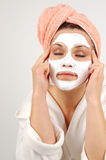 Spa salon #25 Royalty Free Stock Photo