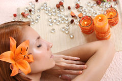 Spa salon Stock Images