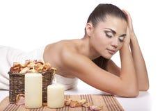 Spa salon Stock Images