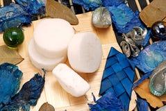 Spa sea-salt Stock Images
