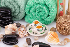 Spa set Stock Photography