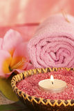 Spa setting Royalty Free Stock Photography