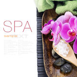 SPA setting Royalty Free Stock Image