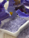 Spa settings Stock Photos