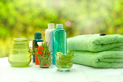 Spa - Spa treatment Stock Images