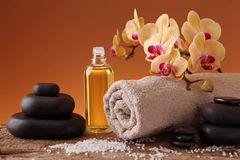 Spa still life Stock Image