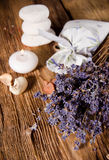 Spa still life Royalty Free Stock Photography
