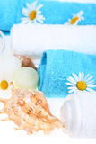 Spa still life Royalty Free Stock Photo