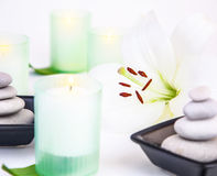 Spa still life Stock Photography
