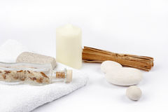 Spa still-life Royalty Free Stock Image
