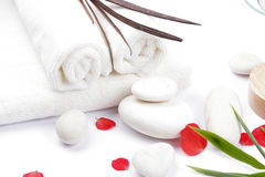 Spa still-life Royalty Free Stock Images