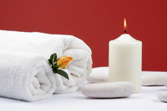 Spa still-life Stock Photo