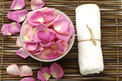 Free Spa Still Life Stock Images - 8152074