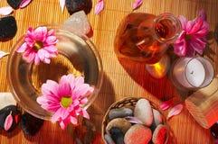 Spa still life Royalty Free Stock Photography
