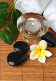 Spa still life background Royalty Free Stock Photo