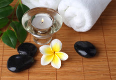Spa still life background Royalty Free Stock Photography