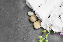 Spa still life Stock Photos
