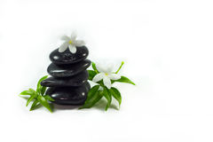 Spa stone Stock Images