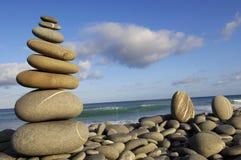 Spa stone Stock Photography