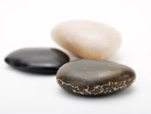 Spa stones Royalty Free Stock Images