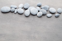 Spa stones treatment scene, zen like concepts. Stock Photos