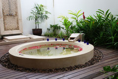 Spa in Thailand. Royalty Free Stock Photos