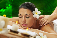 Spa theme Stock Photo